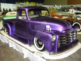 Purple Truck by Jetster1