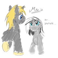 MLP: But Brother...... by SrMario