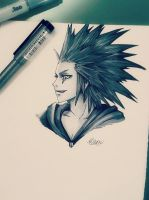 Axel by Roxaoleen
