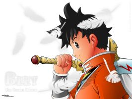 Beet the vandel buster by russ-artiste
