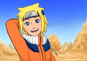 If Naruto Was Female by chu0403