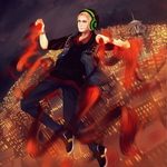 PewDiePie ~Infamous Second Son~ by YOI-kun
