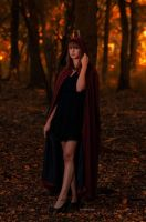 Red Riding Hood by VXLPhotography