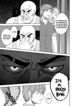 Chapter 2 Page 5 by oneblackpaper