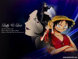 Luffy And Lust 5 by cam6