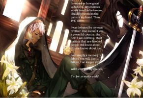 Prussia Tribute by Hetalia1643
