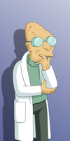 Hubert Farnsworth by Diemon007