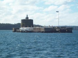 STOCK - Fort Denison 001 by Chaotic-Oasis-Stock