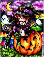 Trick or Treat - Halloween by eleoyasha