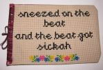 Sneezed on the Beat by RanebowStitches