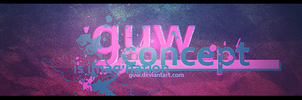 Concept is imagination by guw