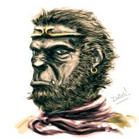 The Monkey King by tanggod