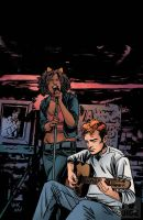 Riverdale One-Shot Variant Cover  by RobertHack