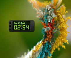 B-Clock 2 for xwidget by jimking