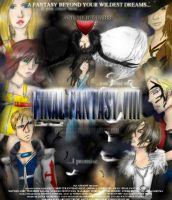 FF8 Poster - by helenovision by TheLegacyOfFFVIII