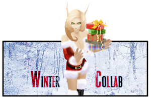 Winter Collab Banner by Bluence