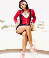 sexy keri hilson by HOD1989
