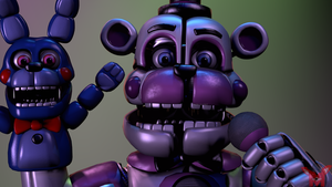 FNaF SFM: Are you ready for Funtime with Freddy by Mikol1987