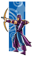Hawkeye by ElOctopodo