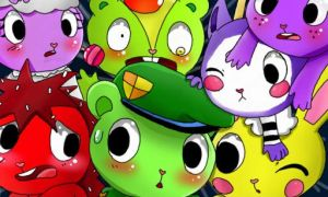 Happy Tree Friends! by HTFSonicfan
