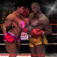 Boxing Story Preview by SteeleBlazer84