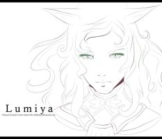 :C: Lumiya by AshiotoPiko