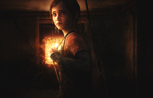 The Last Of Us - Ellie by bananowsky