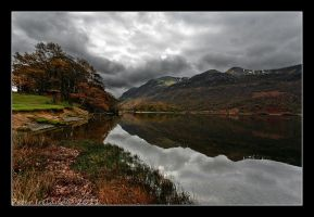 Overcast at Crummock by Pistolpete2007
