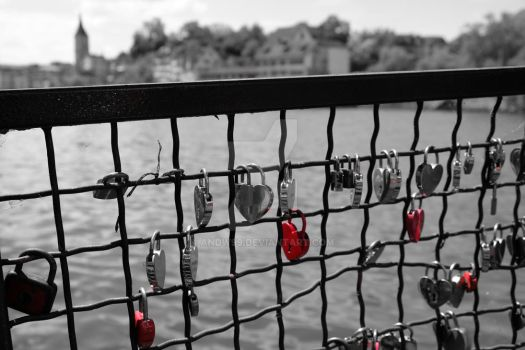 Love Locked Away? by andw99