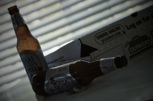 Beer and Pizza by 1mperfecti0n