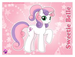Sweetie Belle by shinn3