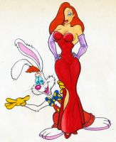 Roger Rabbit by Real-Warner