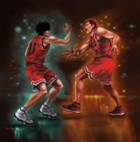 Slam dunk by LUN2004