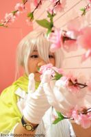 Clear from Dramatical Murder by jieyeng