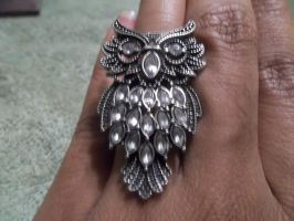 My Owl Ring by Linked-Memories-21