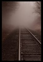 Ride to the Unknown by timseydell