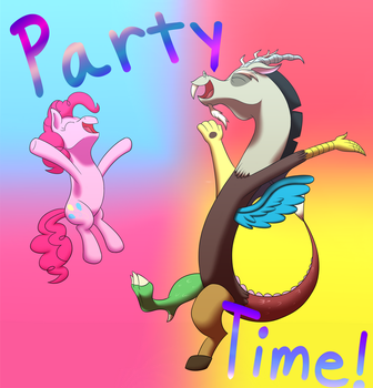 Party Time! by marioandsonicFTW