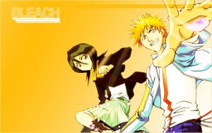 simple bleach by Ch1dori
