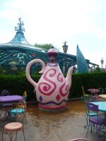 Disneyland Paris - Alice in Wonderland -2- by Maliciarosnoir-stock