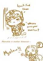 where are you thor? by Neslash