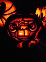 E.T. Pumpkin by cake4thought