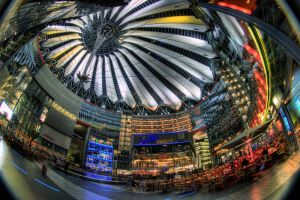 Berlin Sony Center by www-locha-pl