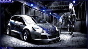 Renault Twingo II RS by jidens