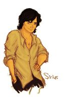 Sirius Black by MioneBookworm