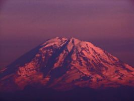 Mt Rainier 2007 by CorazondeDios