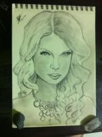 Taylor swift by thiphobia