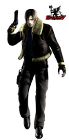 Leon Scott Kennedy - Render 4 by snakeff7