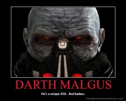 Star Wars Darth Malgus by Onikage108