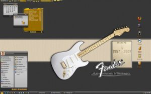Fender Gold by jaidaksghost