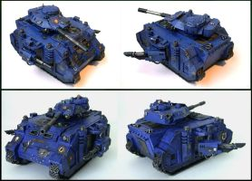 Darkmaker Predator Tanks by Proiteus